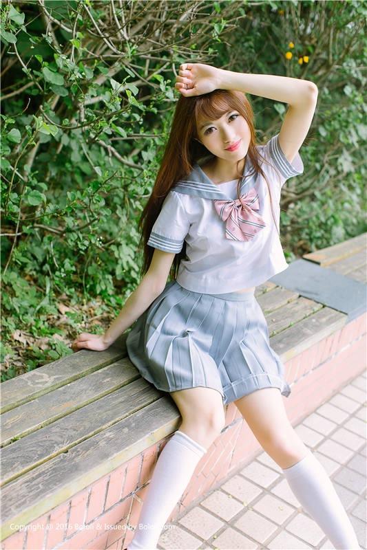 [Kimoe激萌文化] 2017.01.06 KIM015 奶莹小花园 - 赵奶莹 [40+1P/695M]